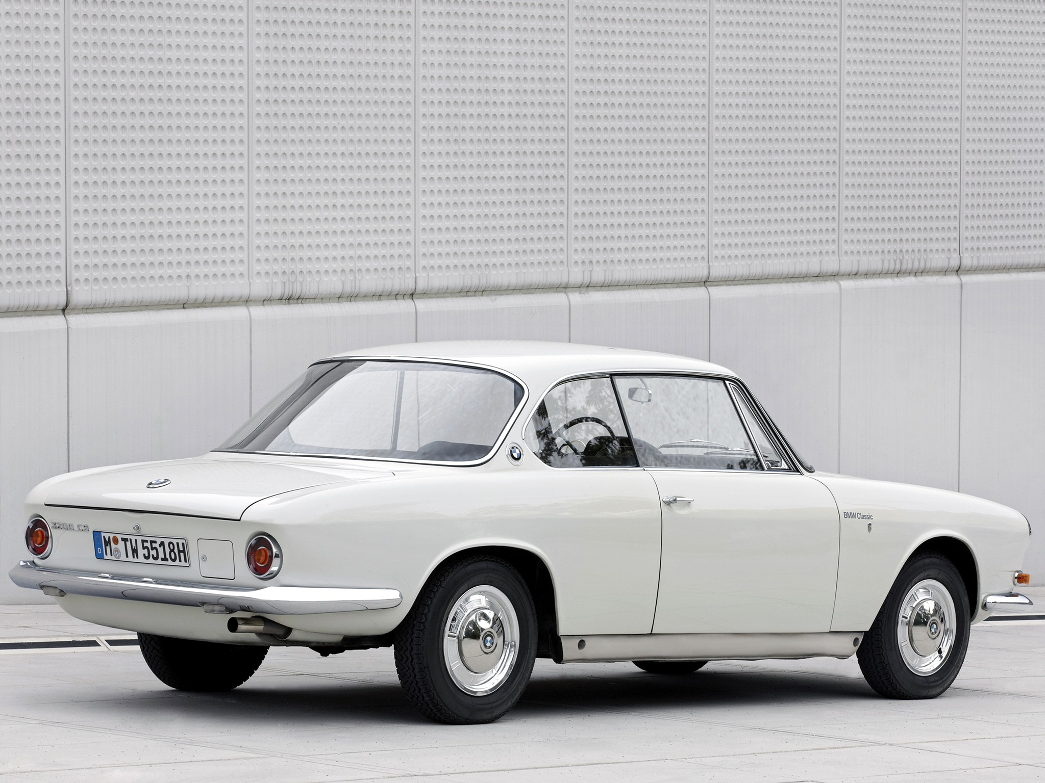 BMW 3200 1962 - 1965 Coupe #3