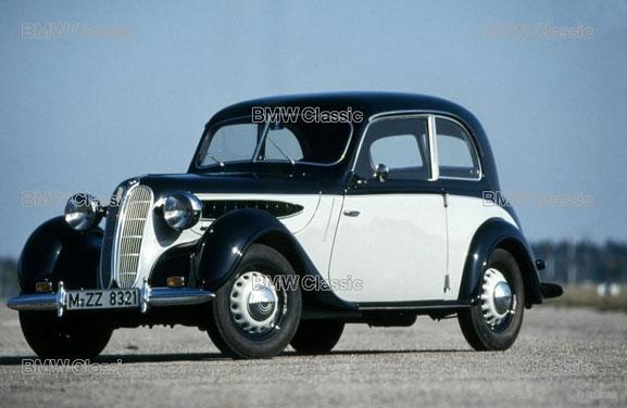 BMW 321 I 1937 - 1950 Sedan 2 door #3