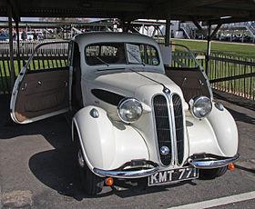 BMW 321 I 1937 - 1950 Sedan 2 door #8