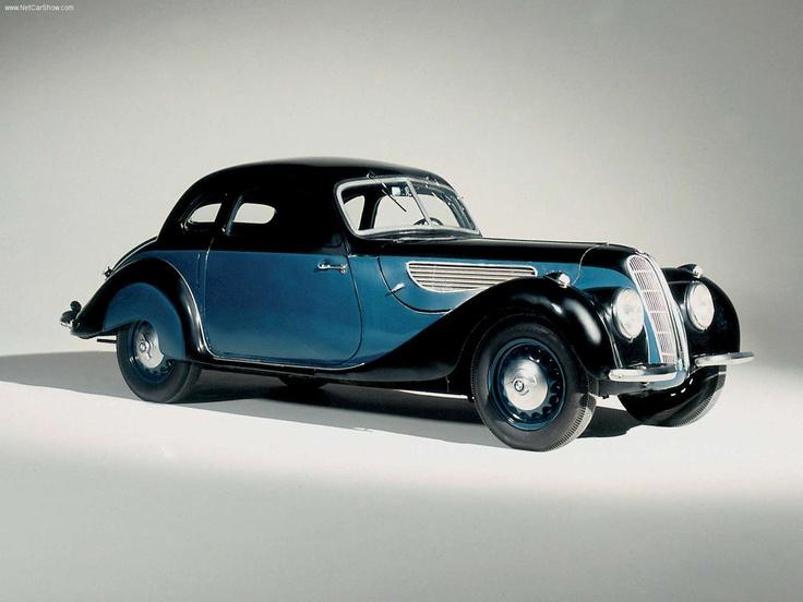 BMW 321 I 1937 - 1950 Sedan 2 door #6