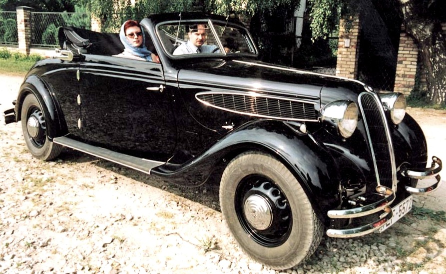 BMW 326 I 1936 - 1946 Sedan :: OUTSTANDING CARS