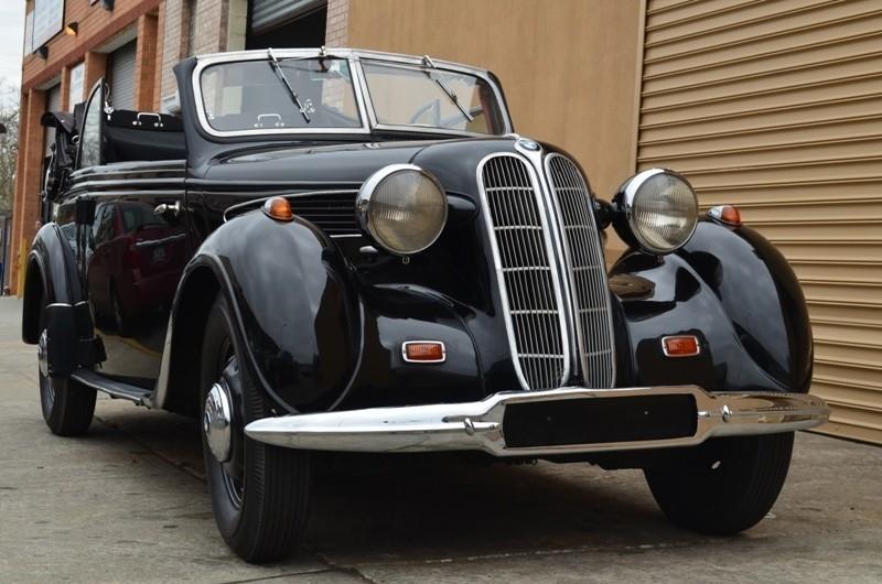 BMW 326 I 1936 - 1946 Sedan #3