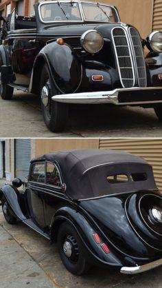 BMW 326 I 1936 - 1946 Sedan #6
