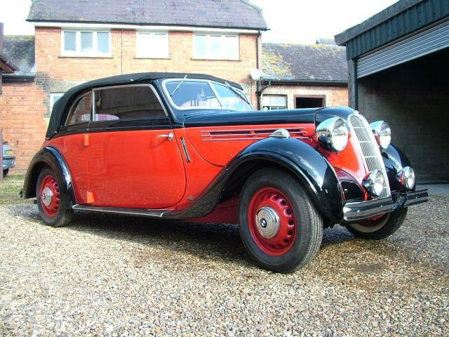 BMW 326 I 1936 - 1946 Sedan #4