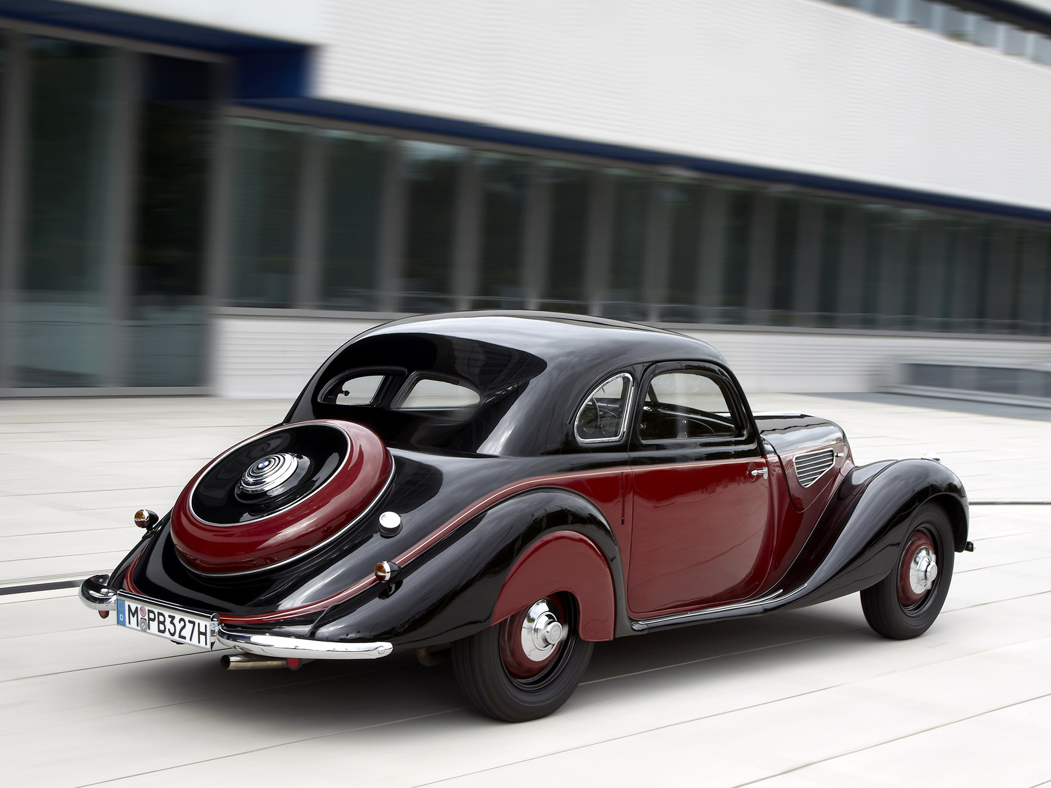 BMW 327 1937 - 1941 Cabriolet #5