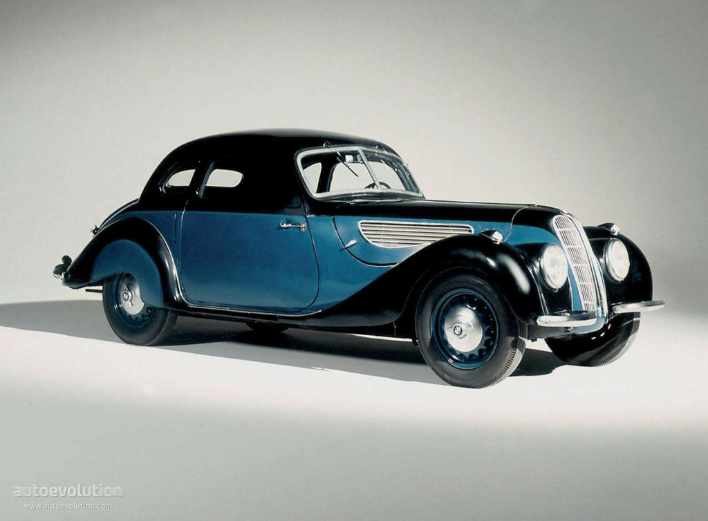 BMW 327 1937 - 1941 Coupe #5