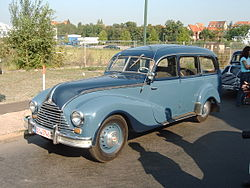 BMW 340 I 1949 - 1953 Sedan #8