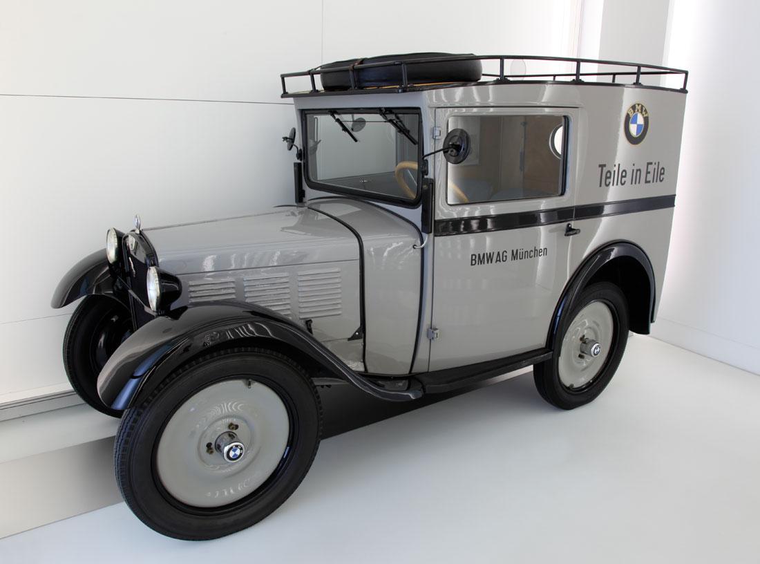 BMW 3ቫ DA-1 1927 - 1929 Cabriolet #6