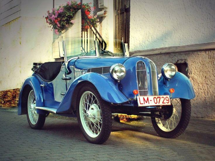 BMW 3ቫ DA-1 1927 - 1929 Cabriolet #7
