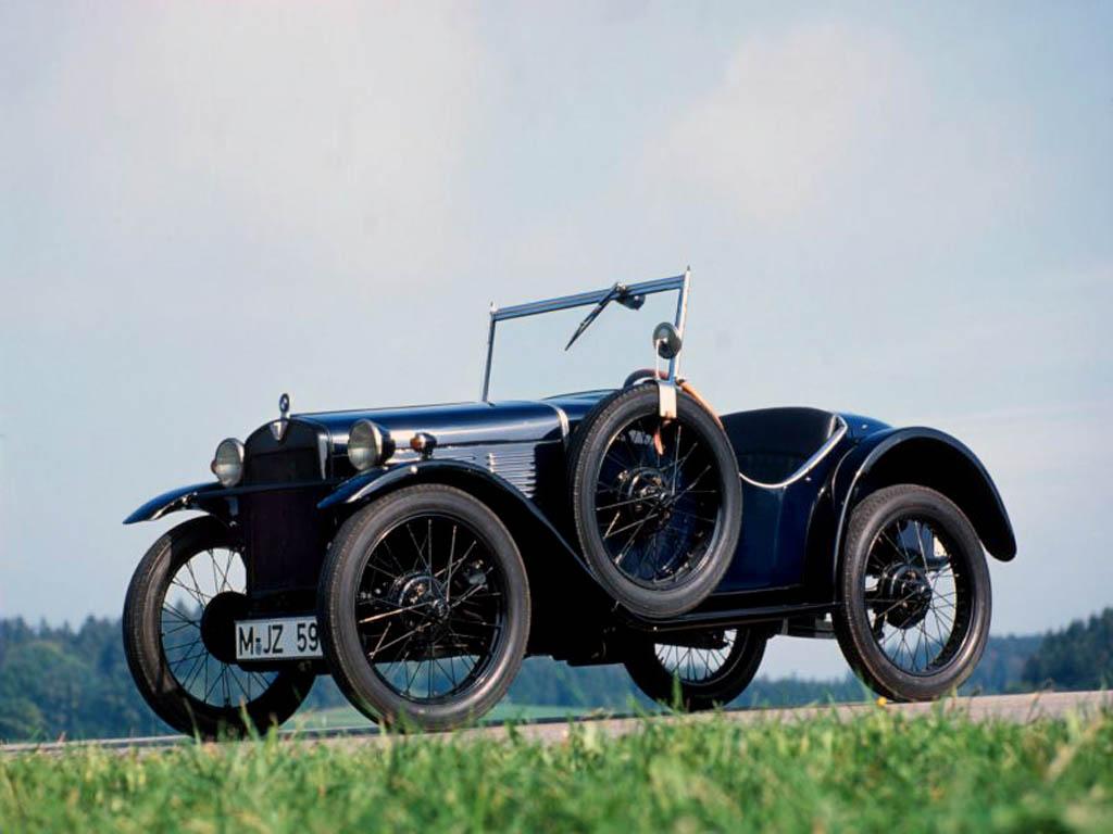 BMW 3ቫ DA-1 1927 - 1929 Cabriolet #5