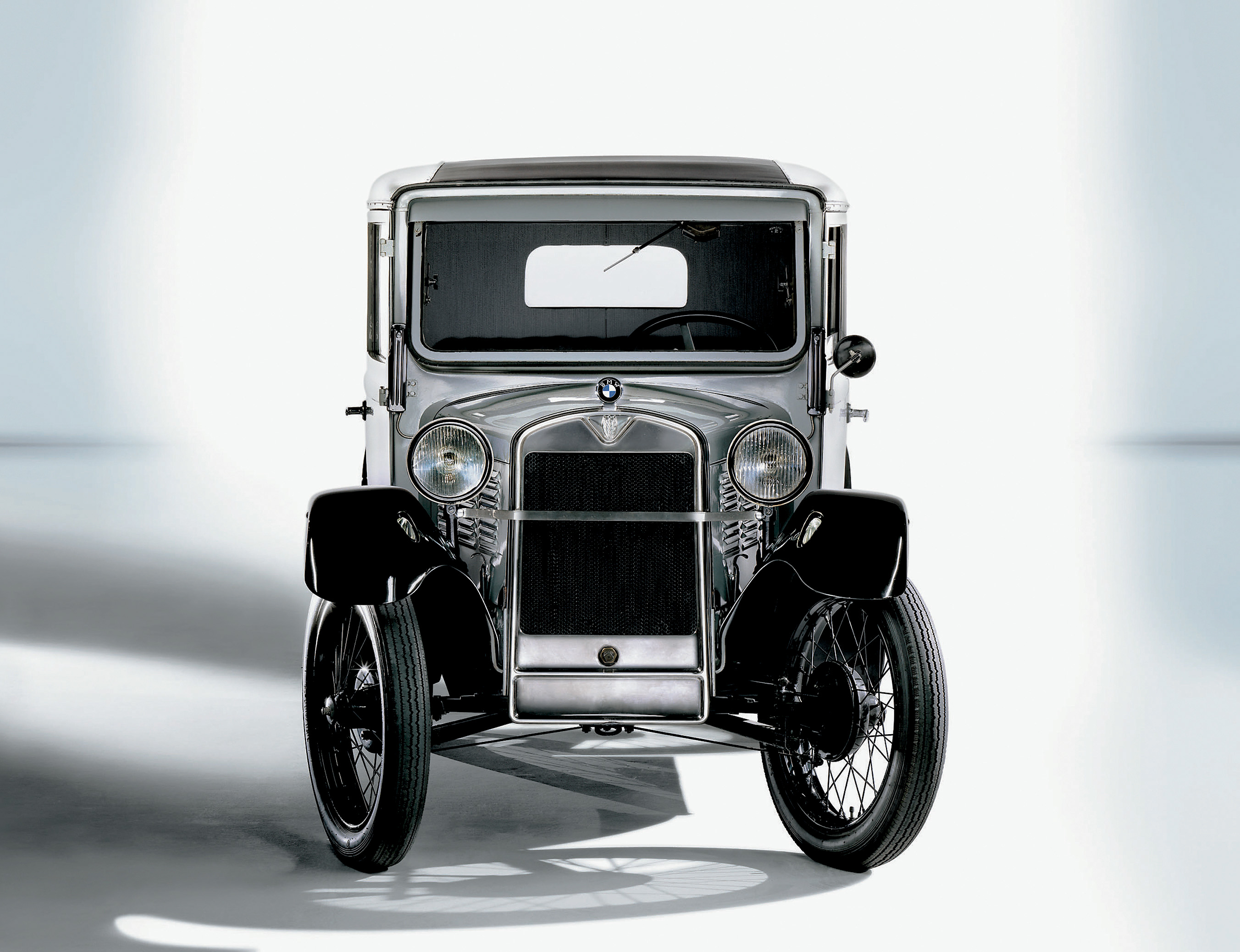 BMW 3ቫ DA-4 1931 - 1932 Limousine #3