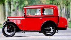 BMW 3ቫ DA-4 1931 - 1932 Limousine #7