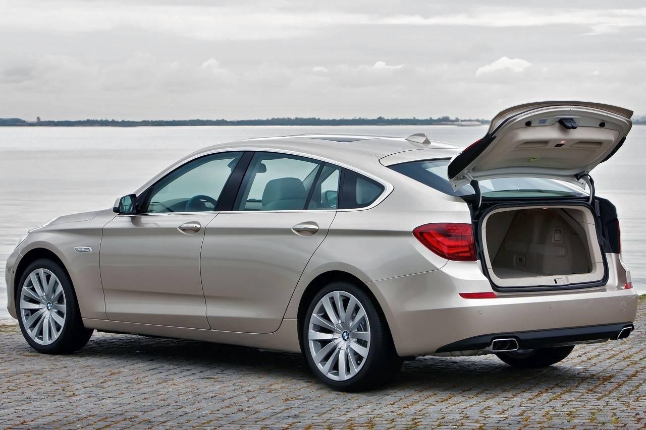 BMW 5 Series VI F10 F11 F07 2010