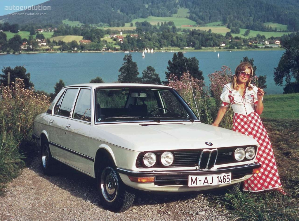 BMW 5 Series I (E12) 1972 - 1976 Sedan #5