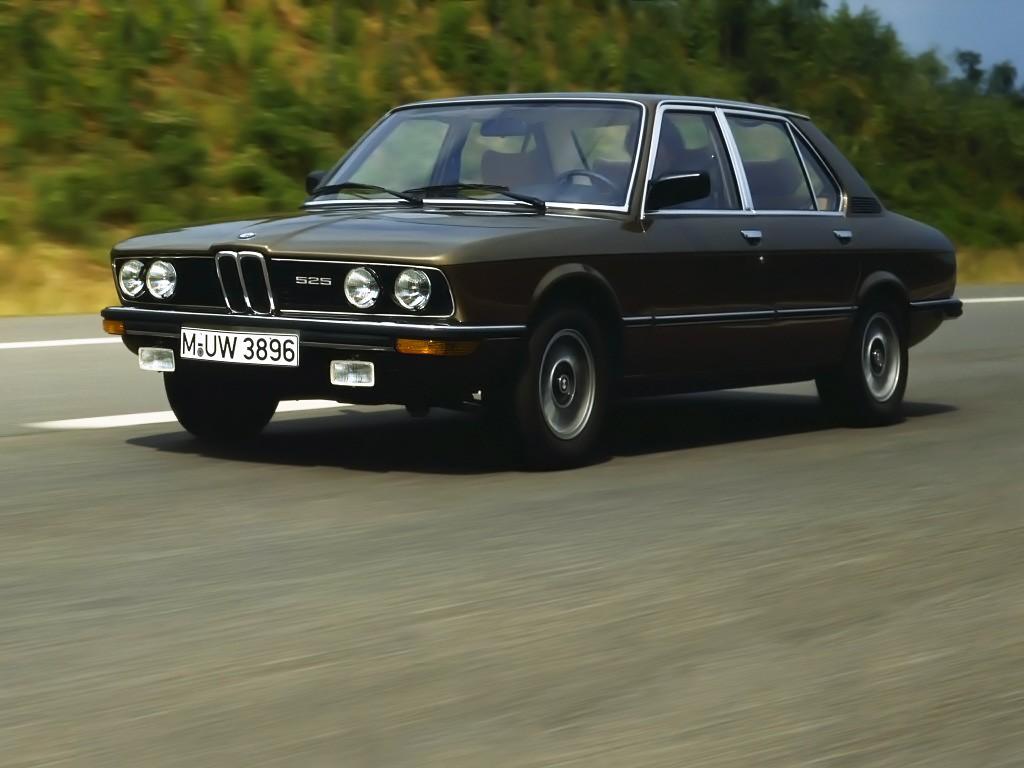 BMW 5 Series I (E12) 1972 - 1976 Sedan #4