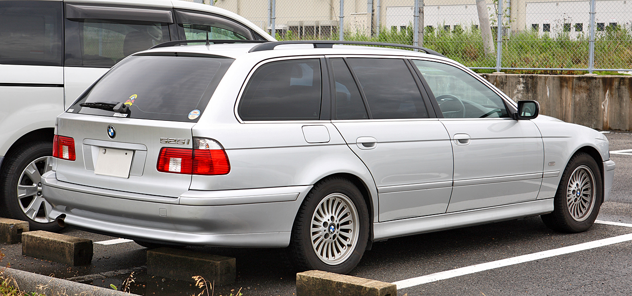 Bmw 5 Series Iv E39 1995 2000 Station Wagon 5 Door Outstanding Cars
