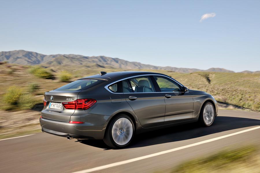 BMW 5 Series VI (F10/F11/F07) Restyling 2013 - now Hatchback 5 door #6