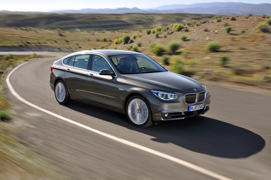 BMW 5 Series VI (F10/F11/F07) Restyling 2013 - now Hatchback 5 door #7