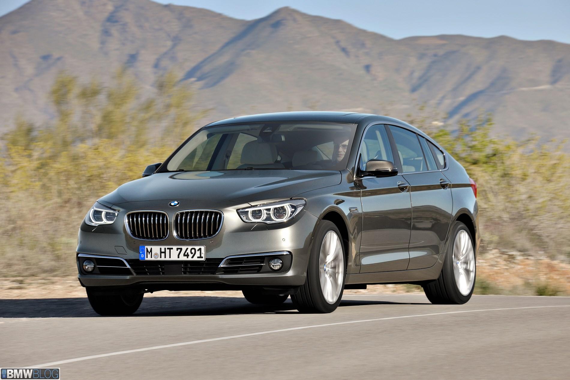 BMW 5 Series VI (F10/F11/F07) Restyling 2013 - now Hatchback 5 door #2