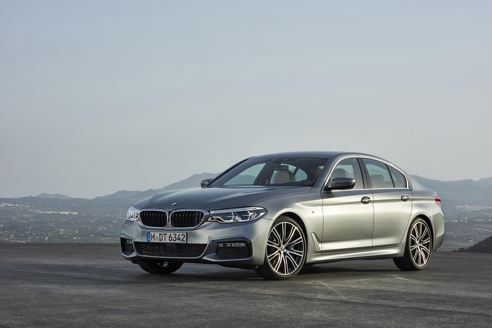 BMW 5 Series VII (G30/G31) 2016 - now Station wagon 5 door #6