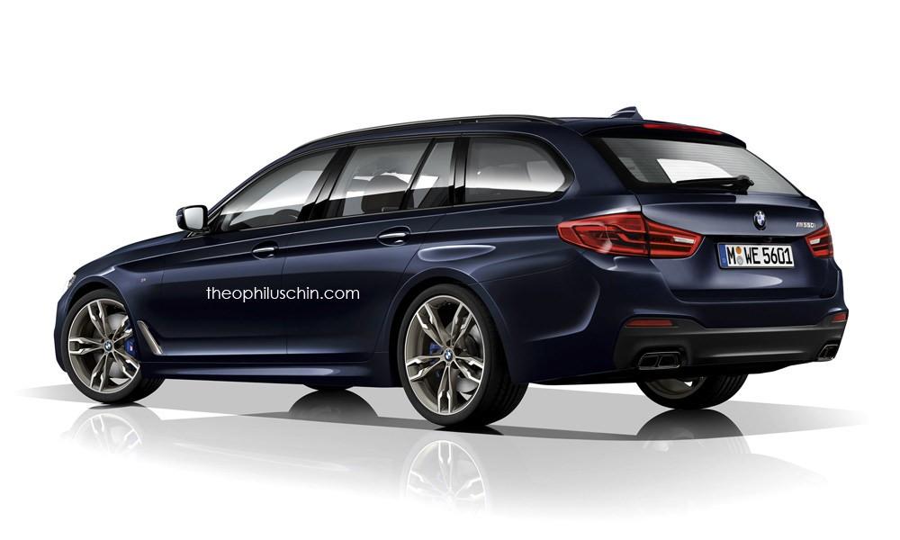 BMW 5 Series VII (G30/G31) 2016 - now Station wagon 5 door #8