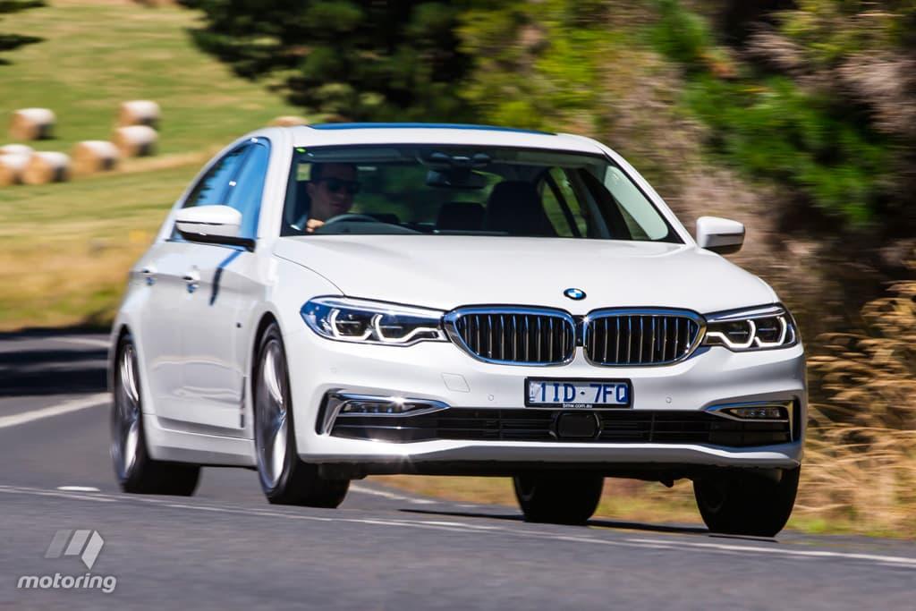BMW 5 Series VII (G30/G31) 2016 - now Station wagon 5 door #1
