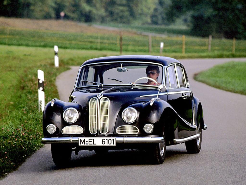 BMW 501 1952 - 1958 Sedan #6