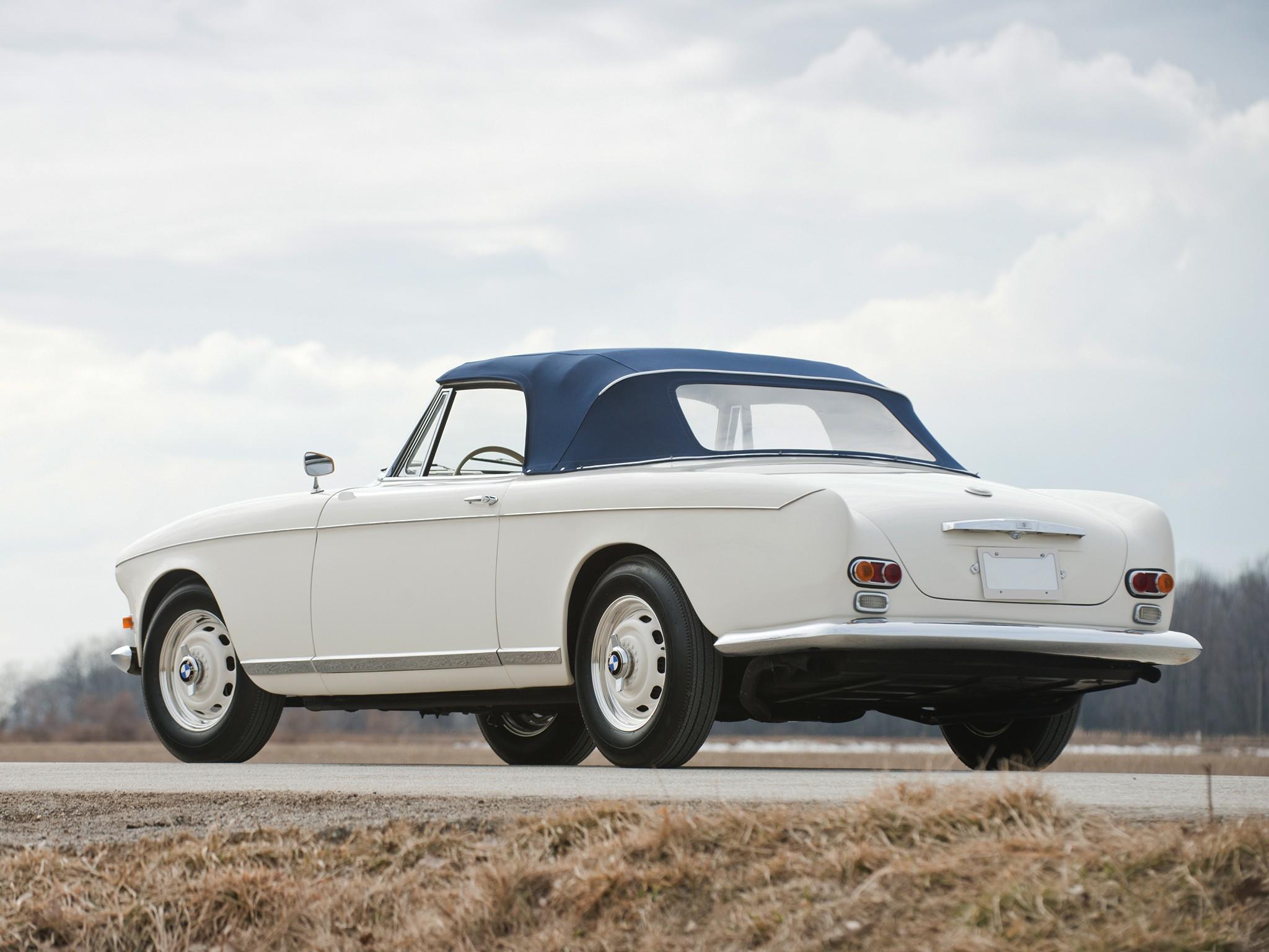 BMW 503 1956 - 1959 Cabriolet #5