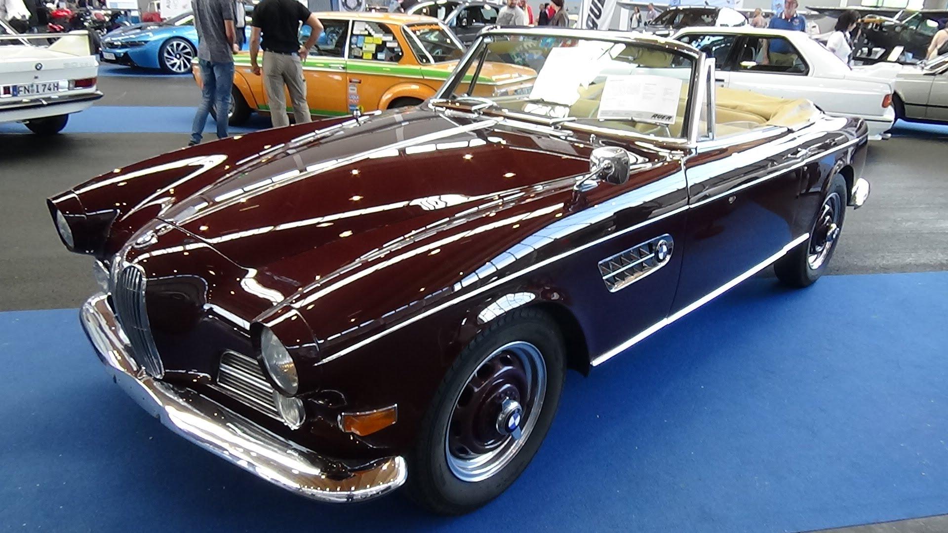 BMW 503 1956 - 1959 Cabriolet #8
