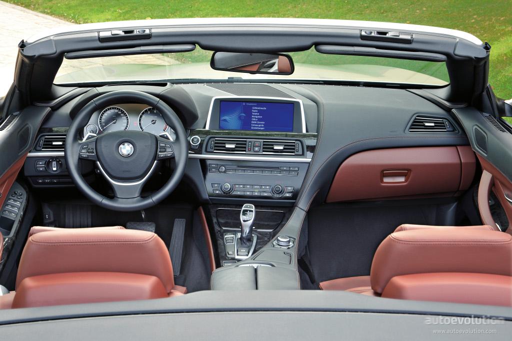 BMW 6 Series III (F06/F13/F12) 2011 - 2015 Cabriolet #7