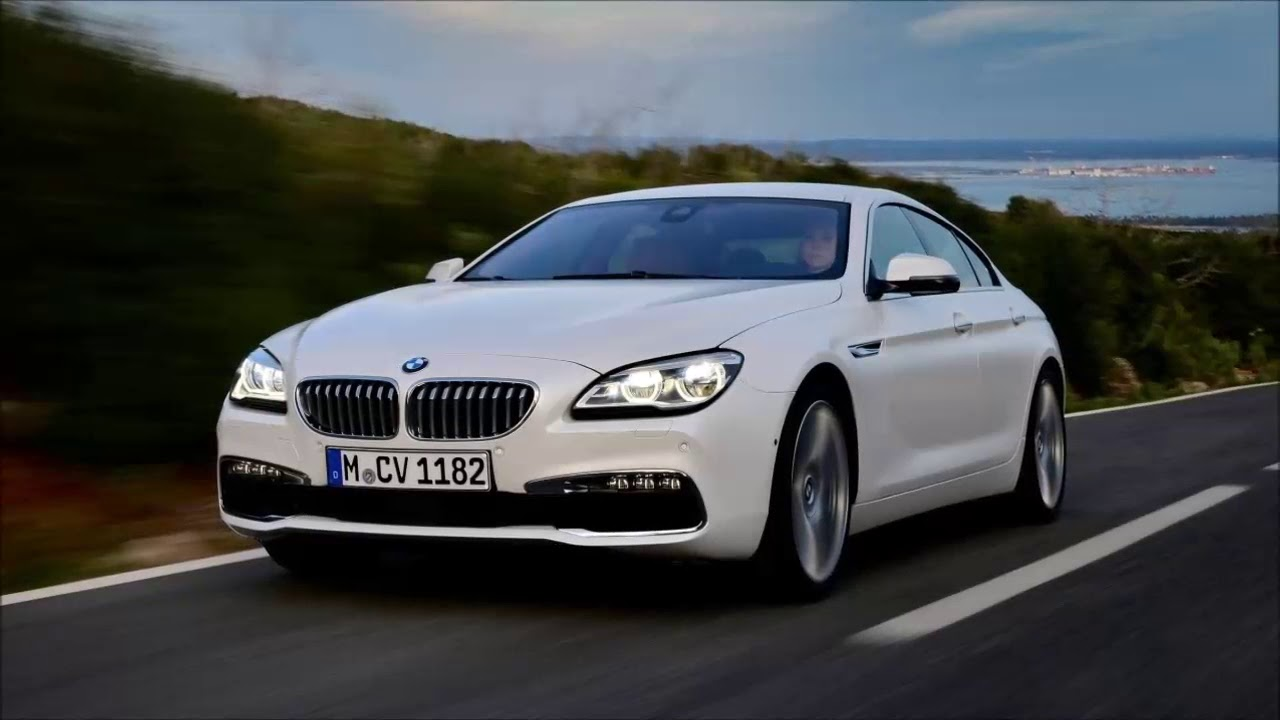 BMW 6 Series G32 2017 - now Liftback #5