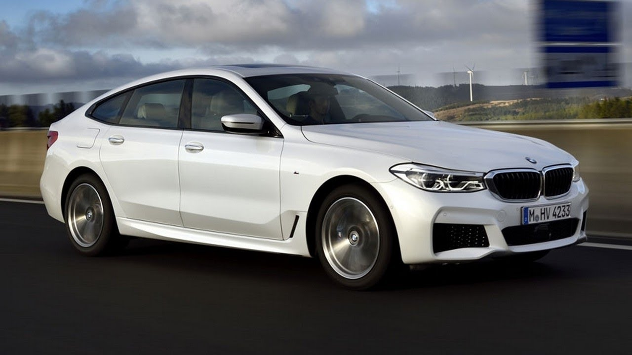BMW 6 Series G32 2017 - now Liftback #2