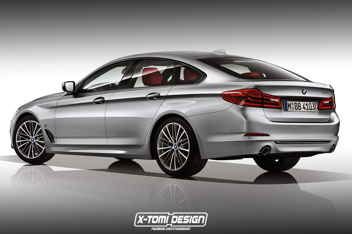 BMW 6 Series G32 2017 - now Liftback #7