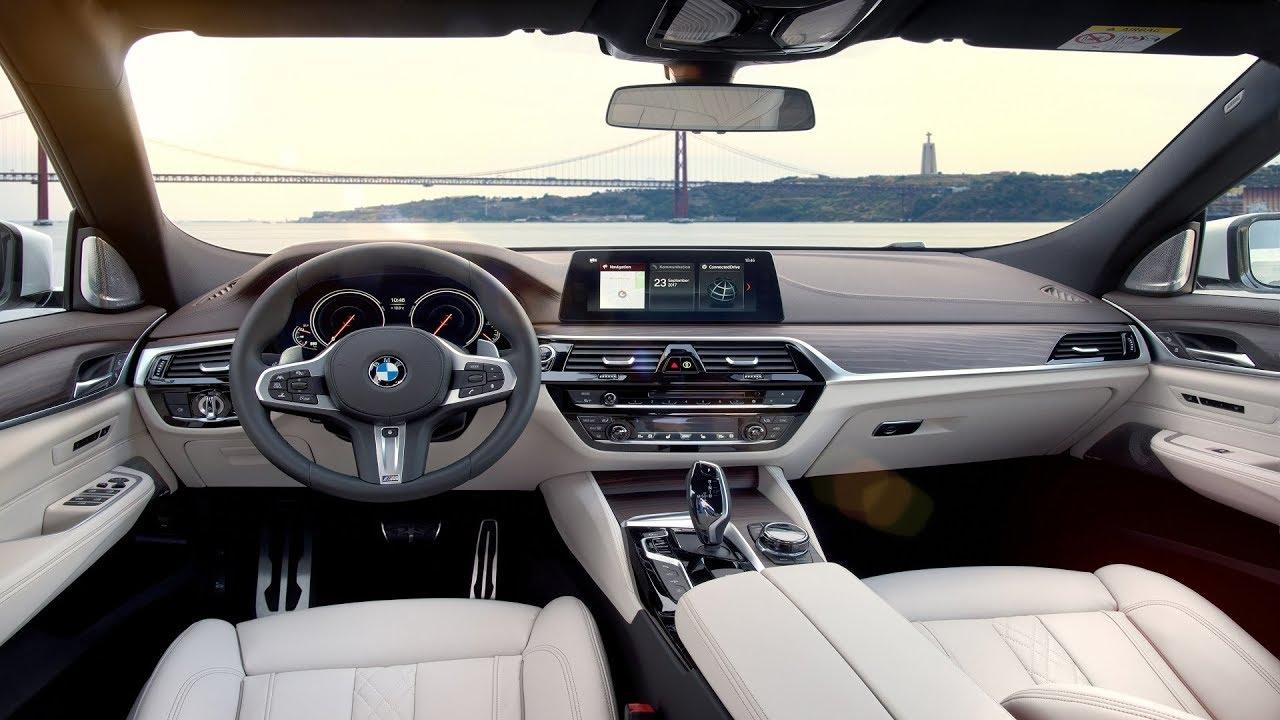 BMW 6 Series G32 2017 - now Liftback #3