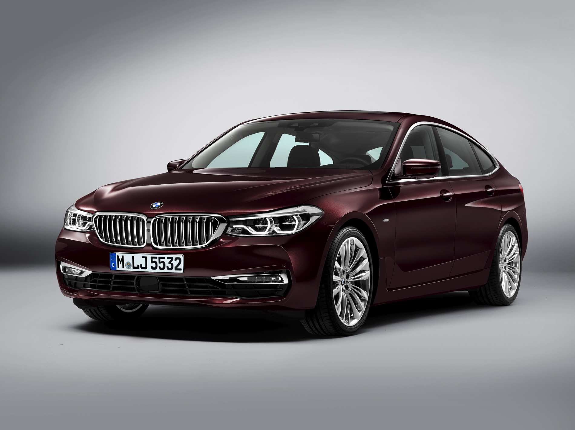 BMW 6 Series G32 2017 - now Liftback #6