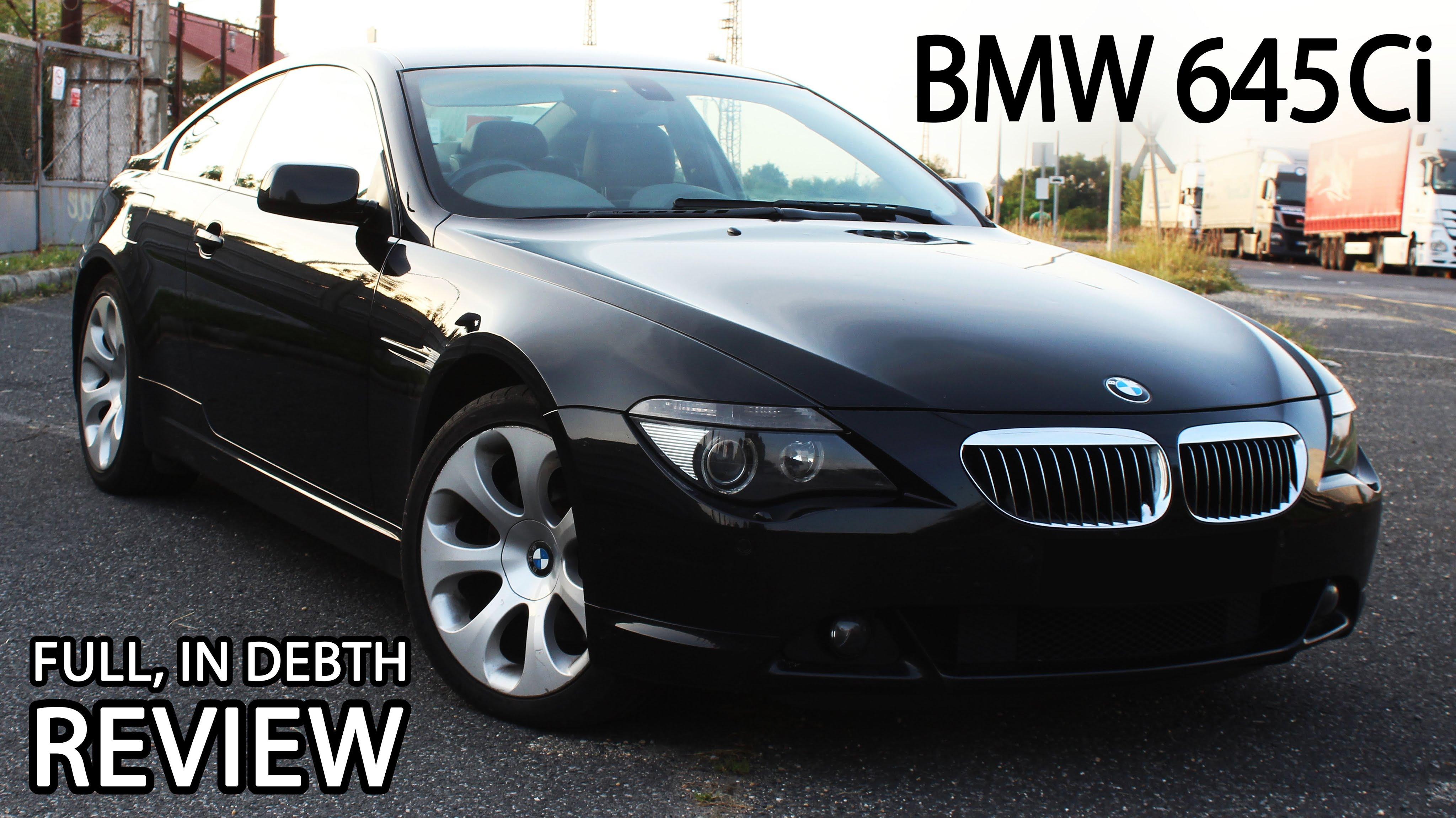 BMW 6 Series II (E63/E64) 2003 - 2007 Cabriolet #2