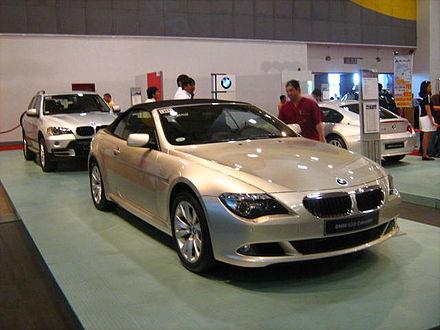 BMW 6 Series II (E63/E64) 2003 - 2007 Cabriolet #6