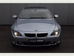 BMW 6 Series II (E63/E64) 2003 - 2007 Cabriolet #3