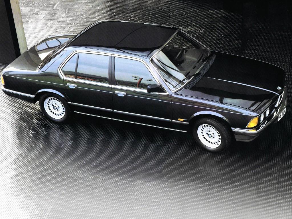 BMW 7 Series I (E23) 1977 - 1986 Sedan #4