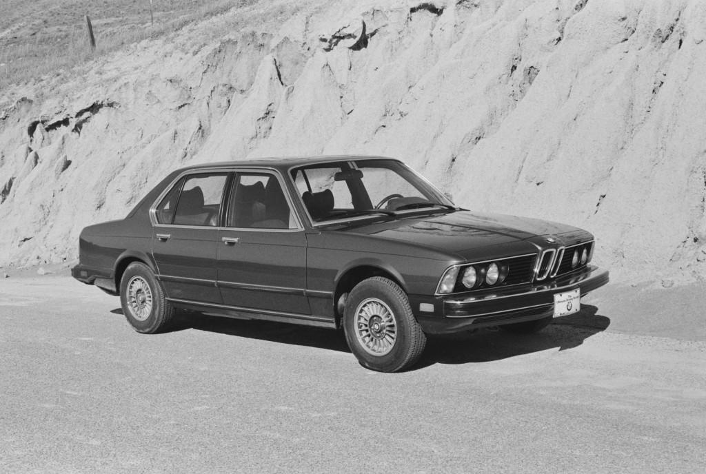 BMW 7 Series I (E23) 1977 - 1986 Sedan #3