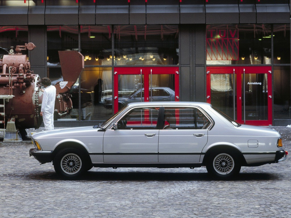 BMW 7 Series I (E23) 1977 - 1986 Sedan #7