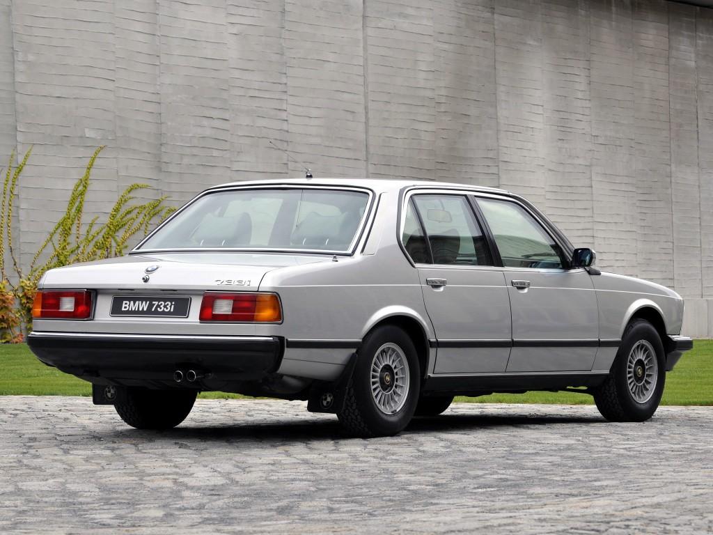 BMW 7 Series I (E23) 1977 - 1986 Sedan #5