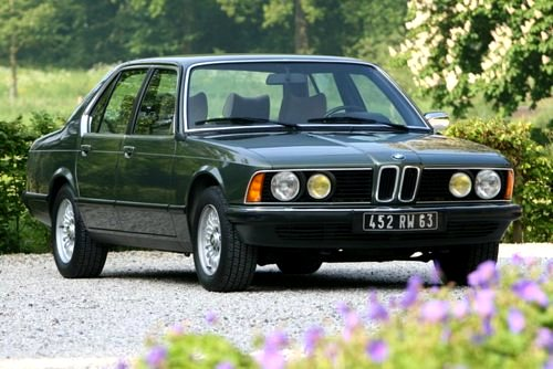 BMW 7 Series I (E23) 1977 - 1986 Sedan :: OUTSTANDING CARS