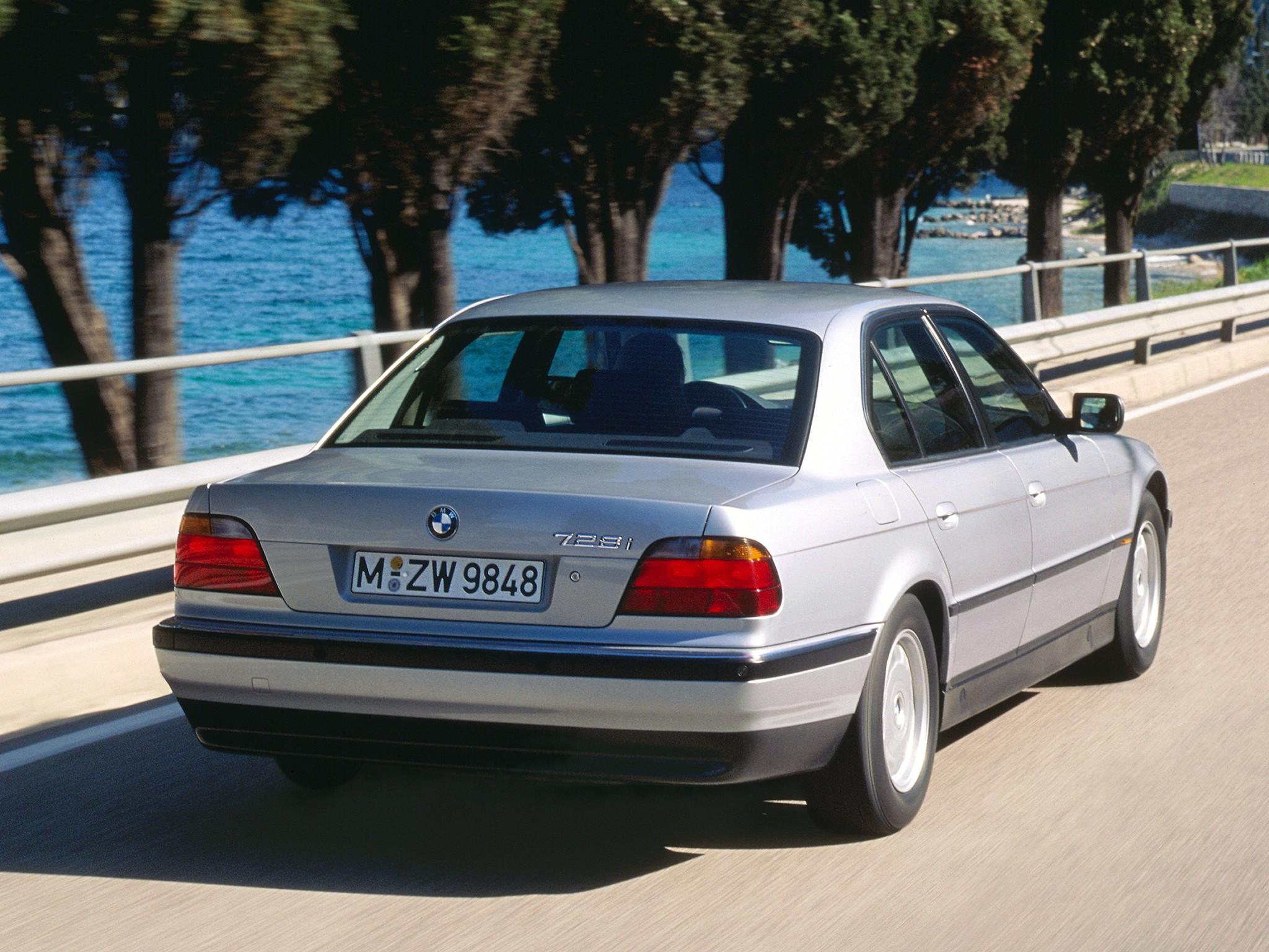 BMW 7 Series III (E38) 1994 - 1998 Sedan #4