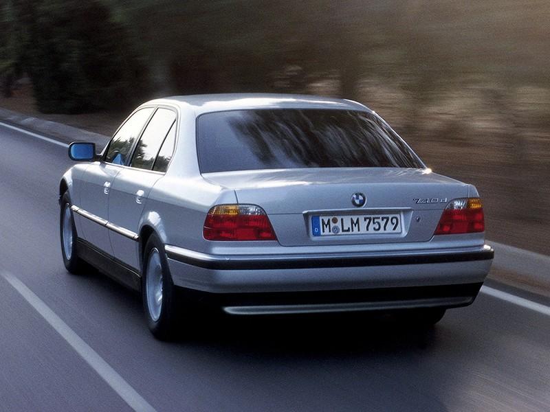 BMW 7 Series III (E38) 1994 - 1998 Sedan #5