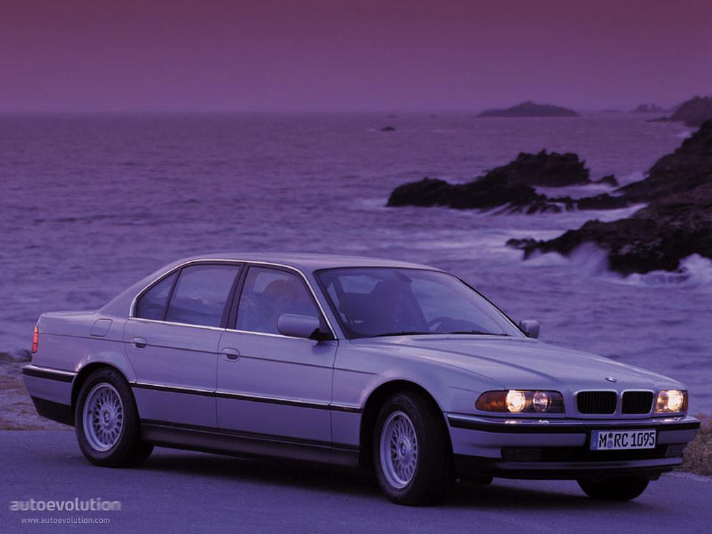 BMW 7 Series III (E38) 1994 - 1998 Sedan #6