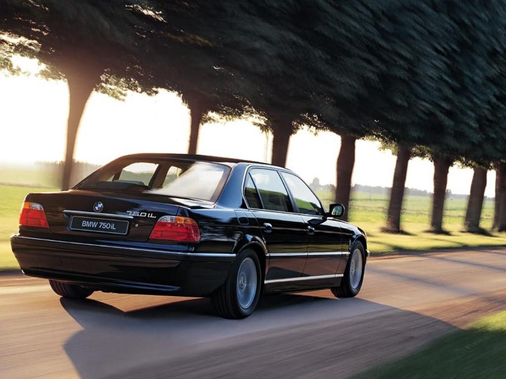 BMW 7 Series III (E38) 1994 - 1998 Sedan #7