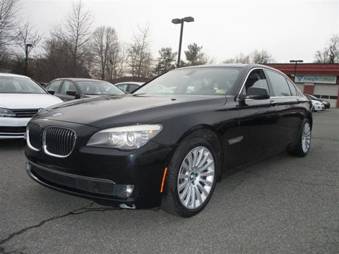 BMW 7 Series IV E65 E66 2001