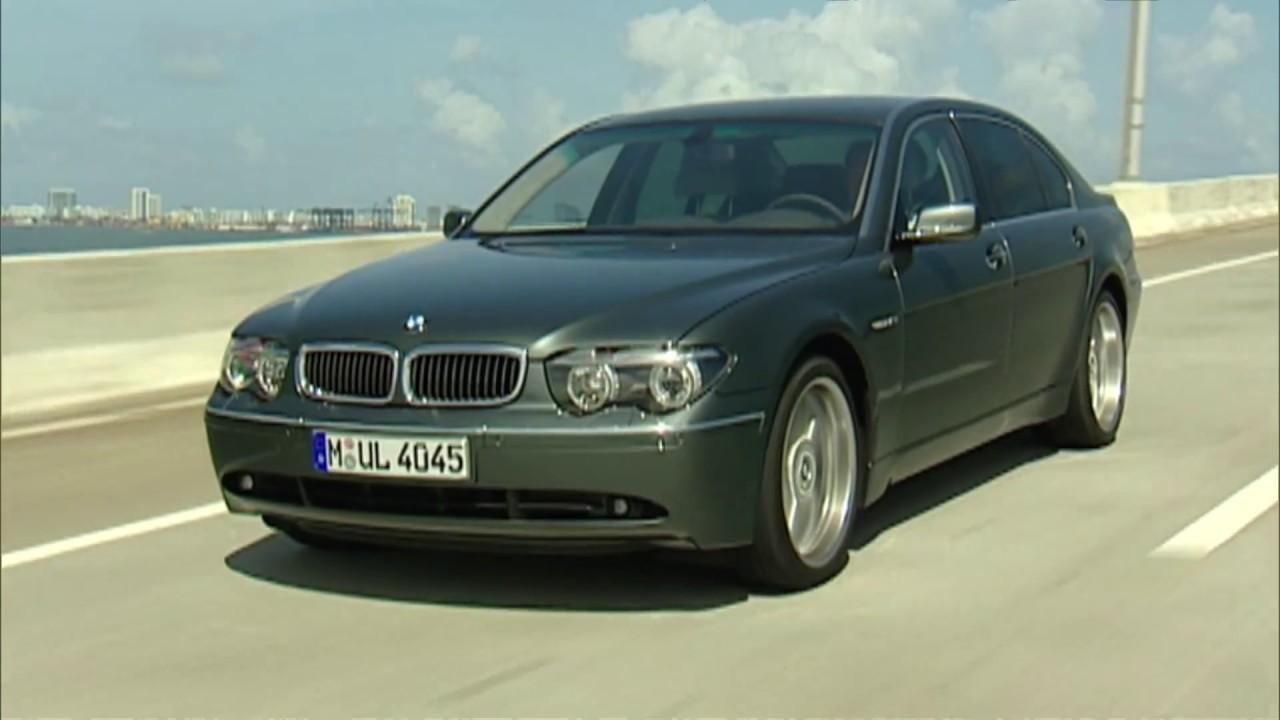 BMW 7 Series IV E65 E66 2001