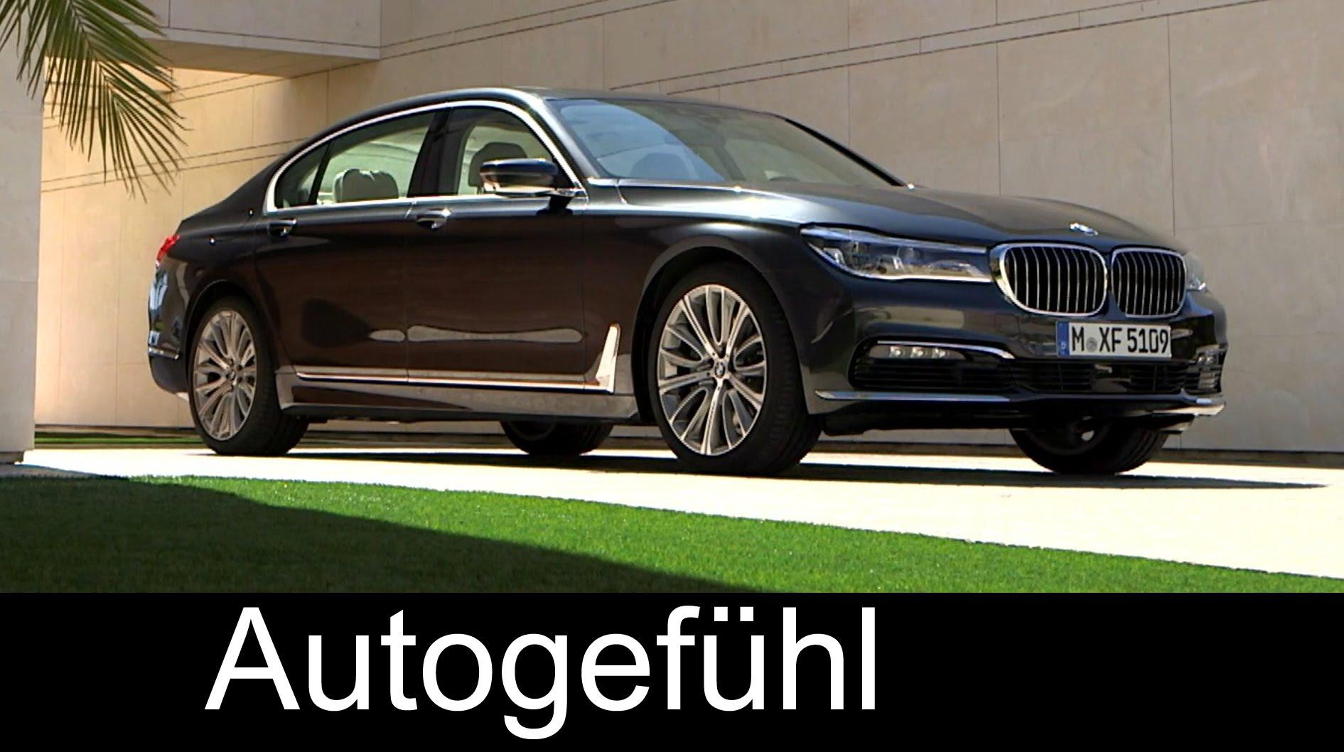 BMW 7 Series VI (G11/G12) 2015 - now Sedan #5